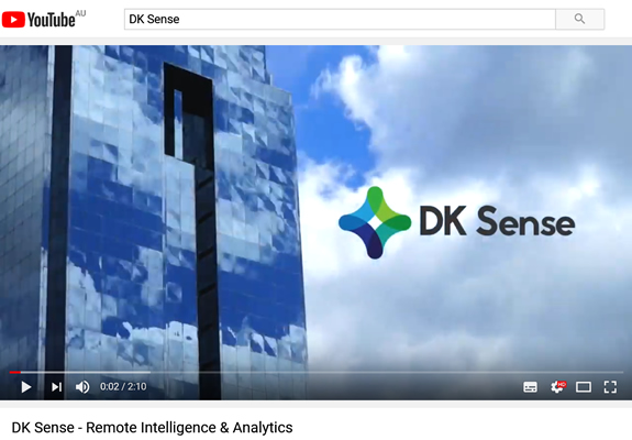 DK Sense | A quick introduction on YouTube